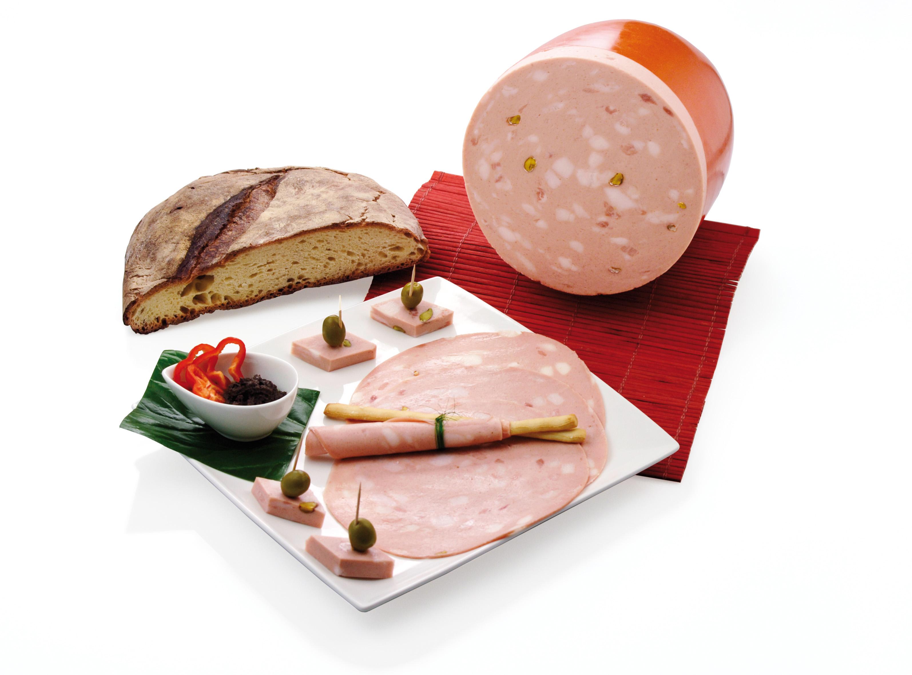 Смеси с фосфатом для вареных колбас и сосисок